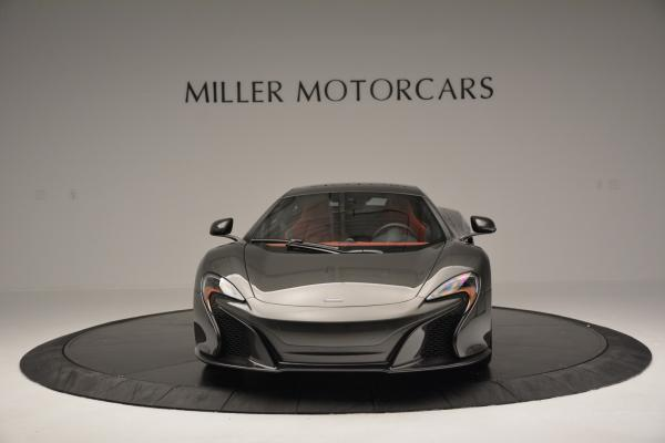 Used 2015 McLaren 650S for sale Sold at Bugatti of Greenwich in Greenwich CT 06830 12