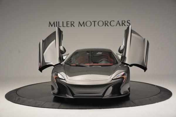 Used 2015 McLaren 650S for sale Sold at Bugatti of Greenwich in Greenwich CT 06830 13