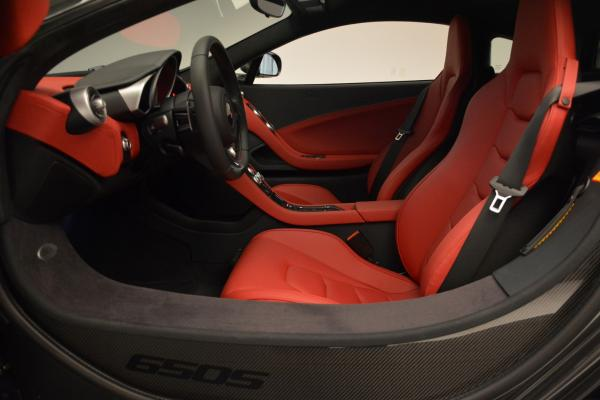 Used 2015 McLaren 650S for sale Sold at Bugatti of Greenwich in Greenwich CT 06830 15