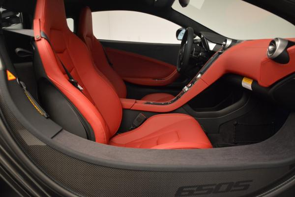 Used 2015 McLaren 650S for sale Sold at Bugatti of Greenwich in Greenwich CT 06830 18