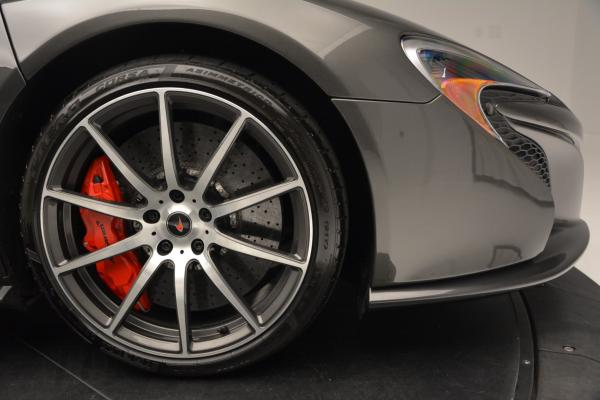 Used 2015 McLaren 650S for sale Sold at Bugatti of Greenwich in Greenwich CT 06830 21