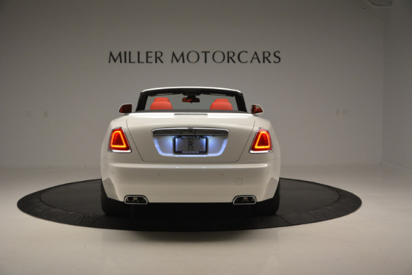 New 2017 Rolls-Royce Dawn for sale Sold at Bugatti of Greenwich in Greenwich CT 06830 7