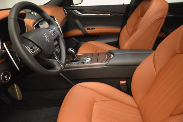 New 2017 Maserati Ghibli S Q4 for sale Sold at Bugatti of Greenwich in Greenwich CT 06830 15