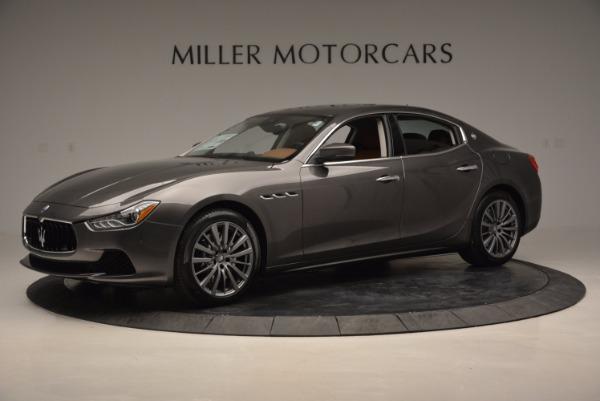 New 2017 Maserati Ghibli S Q4 for sale Sold at Bugatti of Greenwich in Greenwich CT 06830 2
