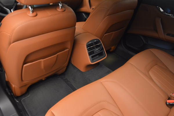 New 2017 Maserati Quattroporte S Q4 GranLusso for sale Sold at Bugatti of Greenwich in Greenwich CT 06830 16