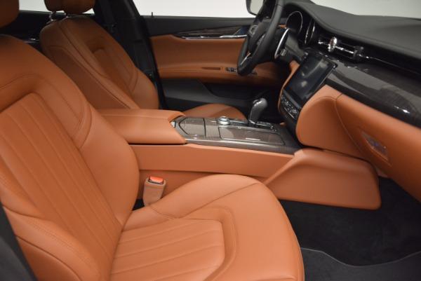 New 2017 Maserati Quattroporte S Q4 GranLusso for sale Sold at Bugatti of Greenwich in Greenwich CT 06830 20