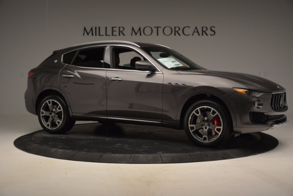 New 2017 Maserati Levante S for sale Sold at Bugatti of Greenwich in Greenwich CT 06830 10