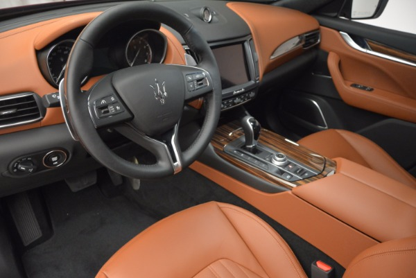 New 2017 Maserati Levante S for sale Sold at Bugatti of Greenwich in Greenwich CT 06830 13