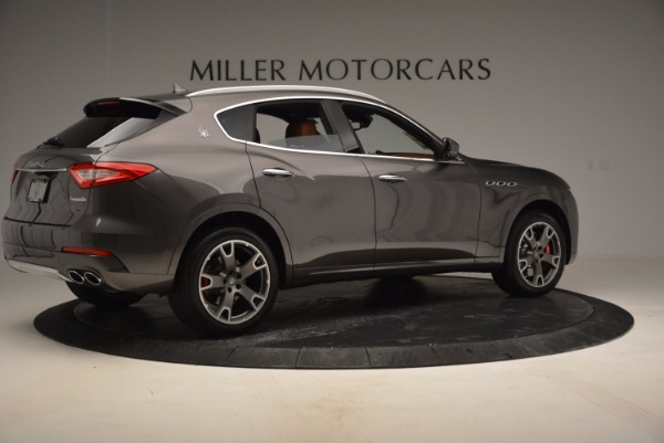 New 2017 Maserati Levante S for sale Sold at Bugatti of Greenwich in Greenwich CT 06830 8