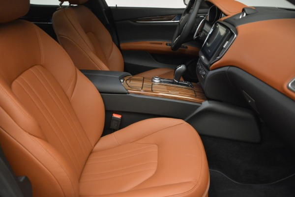 Used 2017 Maserati Ghibli S Q4 Ex-Loaner for sale Sold at Bugatti of Greenwich in Greenwich CT 06830 21
