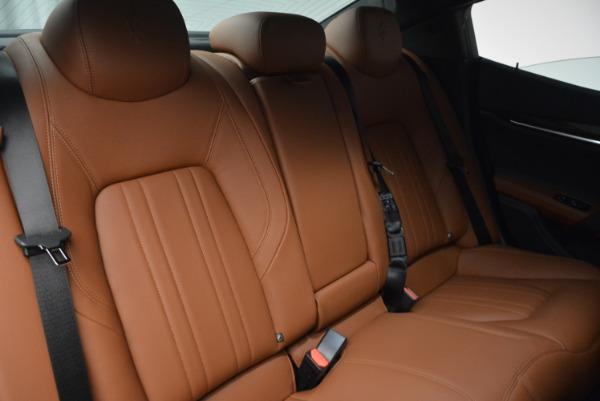 Used 2017 Maserati Ghibli S Q4 Ex-Loaner for sale Sold at Bugatti of Greenwich in Greenwich CT 06830 25