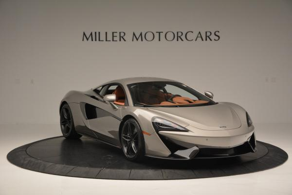New 2016 McLaren 570S for sale Sold at Bugatti of Greenwich in Greenwich CT 06830 11