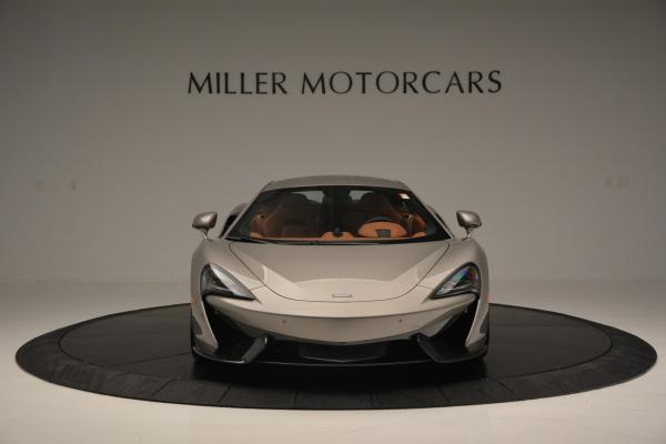 New 2016 McLaren 570S for sale Sold at Bugatti of Greenwich in Greenwich CT 06830 12