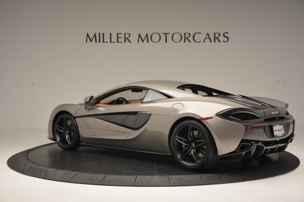 New 2016 McLaren 570S for sale Sold at Bugatti of Greenwich in Greenwich CT 06830 4