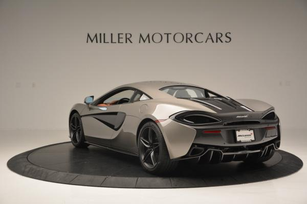 New 2016 McLaren 570S for sale Sold at Bugatti of Greenwich in Greenwich CT 06830 5