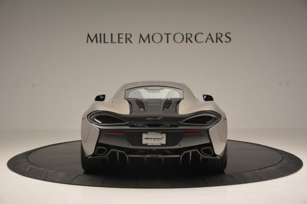 New 2016 McLaren 570S for sale Sold at Bugatti of Greenwich in Greenwich CT 06830 6