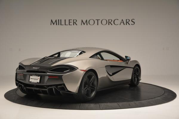 New 2016 McLaren 570S for sale Sold at Bugatti of Greenwich in Greenwich CT 06830 7