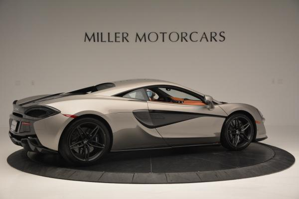 New 2016 McLaren 570S for sale Sold at Bugatti of Greenwich in Greenwich CT 06830 8