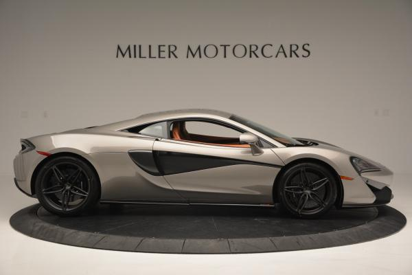 New 2016 McLaren 570S for sale Sold at Bugatti of Greenwich in Greenwich CT 06830 9