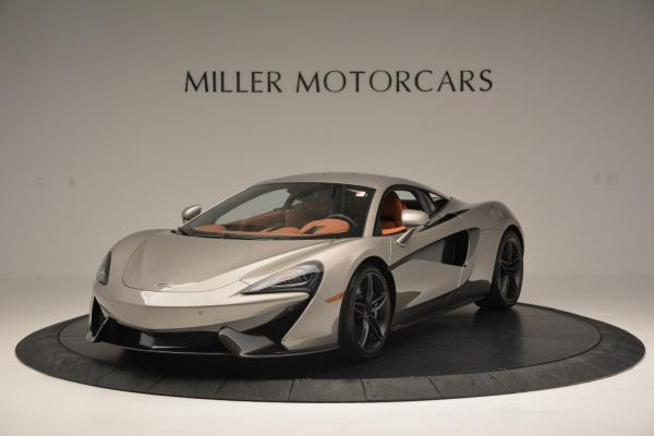 New 2016 McLaren 570S for sale Sold at Bugatti of Greenwich in Greenwich CT 06830 1