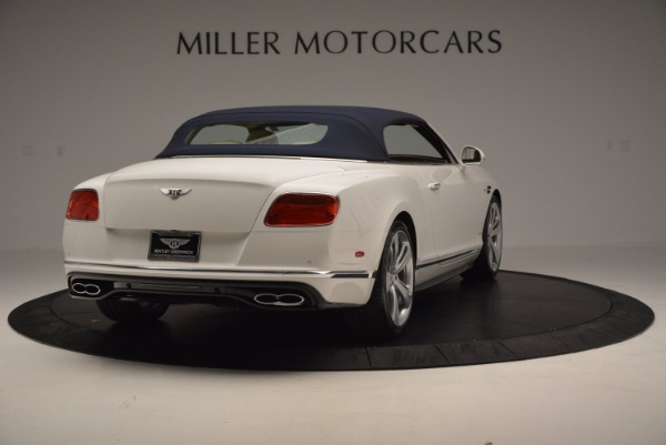 New 2017 Bentley Continental GT V8 S for sale Sold at Bugatti of Greenwich in Greenwich CT 06830 20