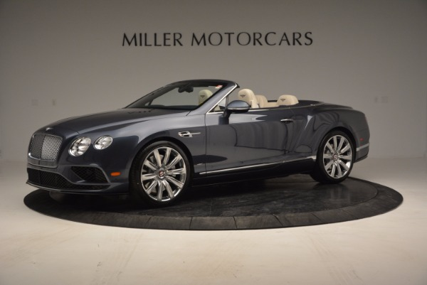 Used 2017 Bentley Continental GT V8 S for sale $179,900 at Bugatti of Greenwich in Greenwich CT 06830 2
