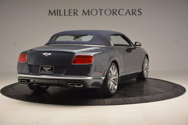 Used 2017 Bentley Continental GT V8 S for sale $179,900 at Bugatti of Greenwich in Greenwich CT 06830 20