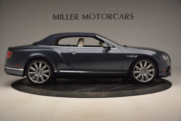 Used 2017 Bentley Continental GT V8 S for sale $179,900 at Bugatti of Greenwich in Greenwich CT 06830 22