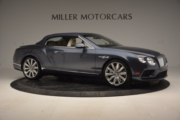 Used 2017 Bentley Continental GT V8 S for sale $179,900 at Bugatti of Greenwich in Greenwich CT 06830 23
