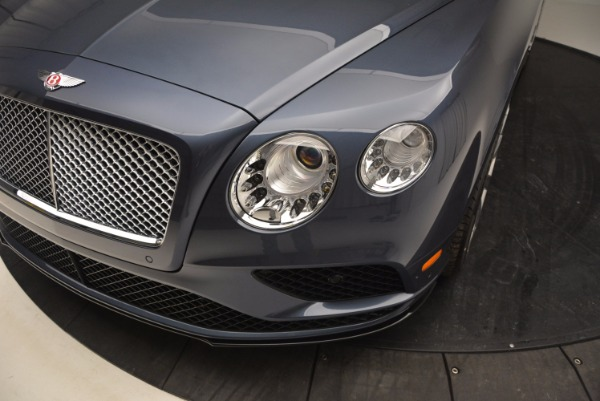 Used 2017 Bentley Continental GT V8 S for sale $179,900 at Bugatti of Greenwich in Greenwich CT 06830 26