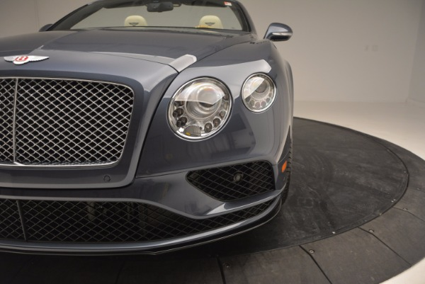 Used 2017 Bentley Continental GT V8 S for sale $179,900 at Bugatti of Greenwich in Greenwich CT 06830 28