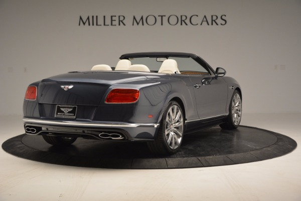 Used 2017 Bentley Continental GT V8 S for sale $179,900 at Bugatti of Greenwich in Greenwich CT 06830 7