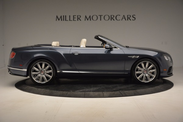 Used 2017 Bentley Continental GT V8 S for sale $179,900 at Bugatti of Greenwich in Greenwich CT 06830 9