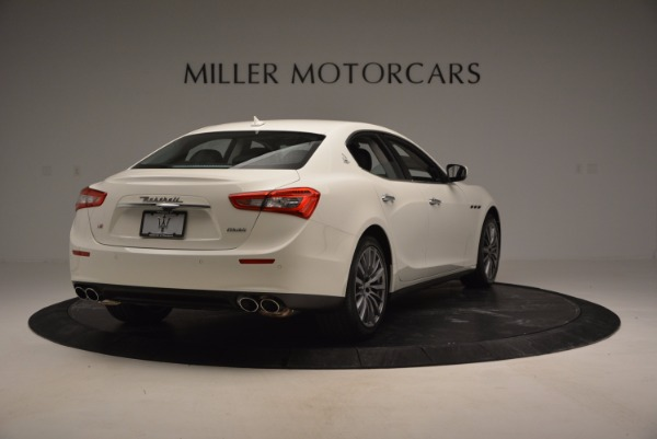 New 2017 Maserati Ghibli SQ4 for sale Sold at Bugatti of Greenwich in Greenwich CT 06830 7