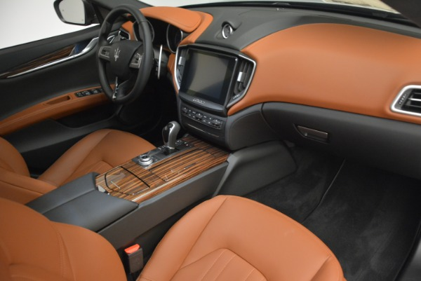 Used 2017 Maserati Ghibli S Q4 for sale Sold at Bugatti of Greenwich in Greenwich CT 06830 20
