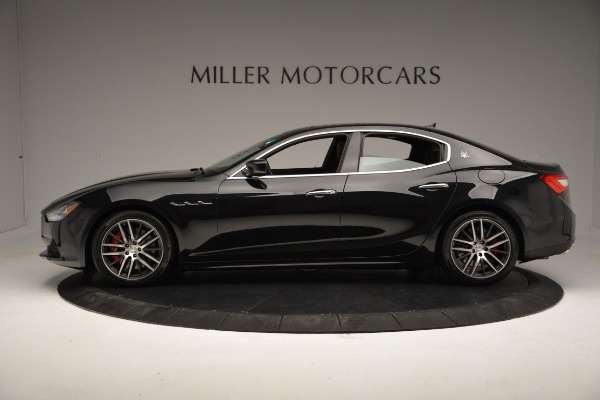 Used 2017 Maserati Ghibli S Q4 for sale Sold at Bugatti of Greenwich in Greenwich CT 06830 3