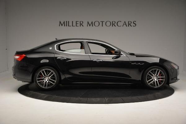 New 2017 Maserati Ghibli S Q4 for sale Sold at Bugatti of Greenwich in Greenwich CT 06830 9