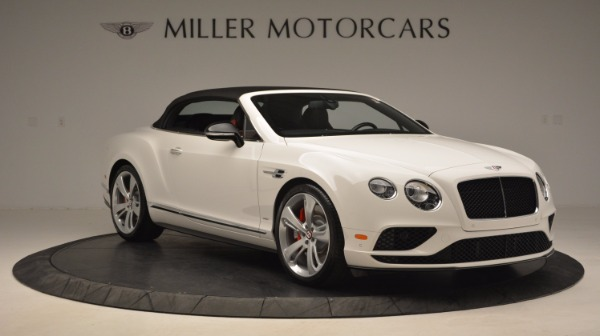 New 2017 Bentley Continental GT V8 S for sale Sold at Bugatti of Greenwich in Greenwich CT 06830 25