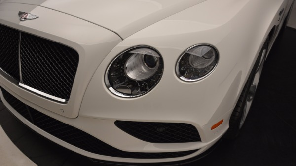 New 2017 Bentley Continental GT V8 S for sale Sold at Bugatti of Greenwich in Greenwich CT 06830 28