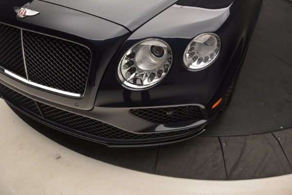 New 2017 Bentley Continental GT V8 S for sale Sold at Bugatti of Greenwich in Greenwich CT 06830 27
