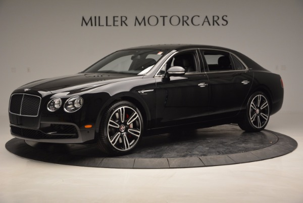 Used 2017 Bentley Flying Spur V8 S for sale Sold at Bugatti of Greenwich in Greenwich CT 06830 2