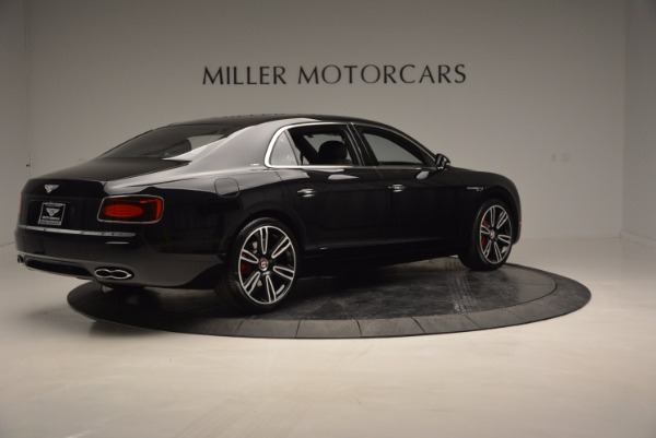Used 2017 Bentley Flying Spur V8 S for sale Sold at Bugatti of Greenwich in Greenwich CT 06830 8