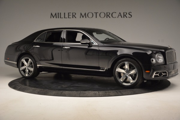 Used 2017 Bentley Mulsanne Speed for sale Sold at Bugatti of Greenwich in Greenwich CT 06830 10