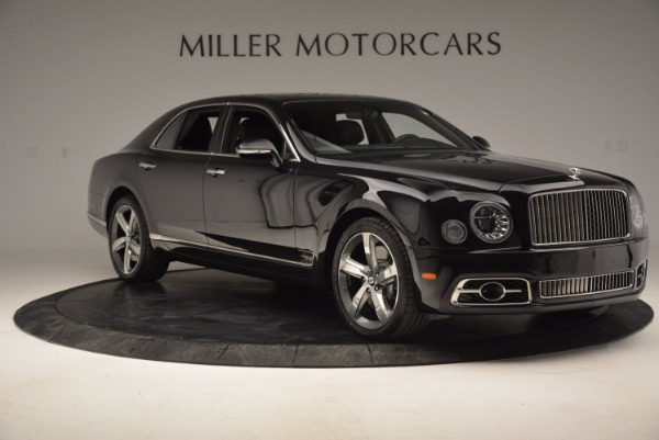 Used 2017 Bentley Mulsanne Speed for sale Sold at Bugatti of Greenwich in Greenwich CT 06830 11