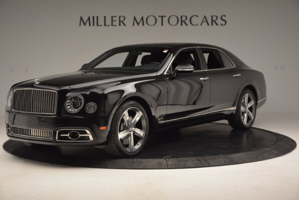 Used 2017 Bentley Mulsanne Speed for sale Sold at Bugatti of Greenwich in Greenwich CT 06830 2