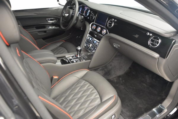 Used 2017 Bentley Mulsanne Speed for sale Sold at Bugatti of Greenwich in Greenwich CT 06830 26