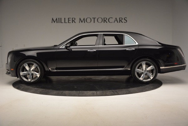 Used 2017 Bentley Mulsanne Speed for sale Sold at Bugatti of Greenwich in Greenwich CT 06830 3