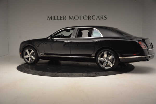 Used 2017 Bentley Mulsanne Speed for sale Sold at Bugatti of Greenwich in Greenwich CT 06830 4