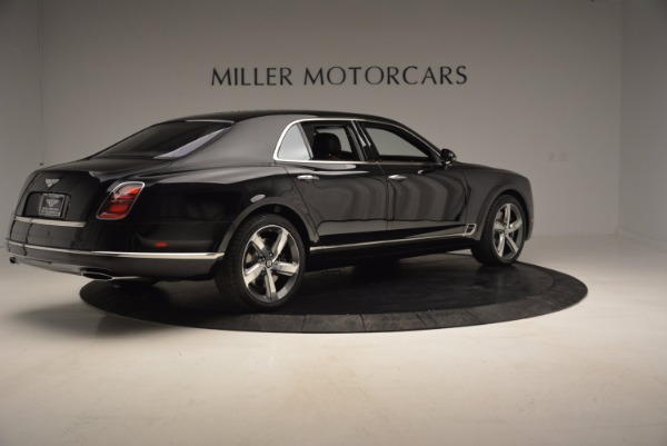 Used 2017 Bentley Mulsanne Speed for sale Sold at Bugatti of Greenwich in Greenwich CT 06830 8