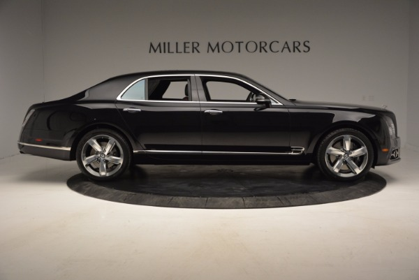 Used 2017 Bentley Mulsanne Speed for sale Sold at Bugatti of Greenwich in Greenwich CT 06830 9